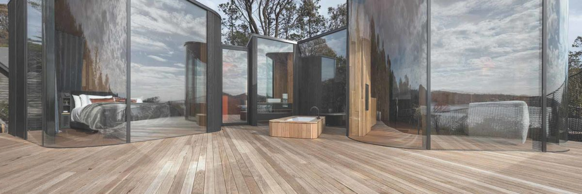 WAF 2018: The Freycinet Lodge Coastal Pavilion in Australia