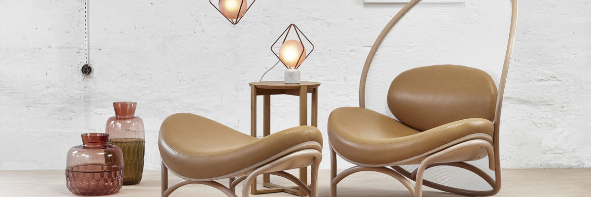 Interior design trends 2019: The Chips Lounge Chair
