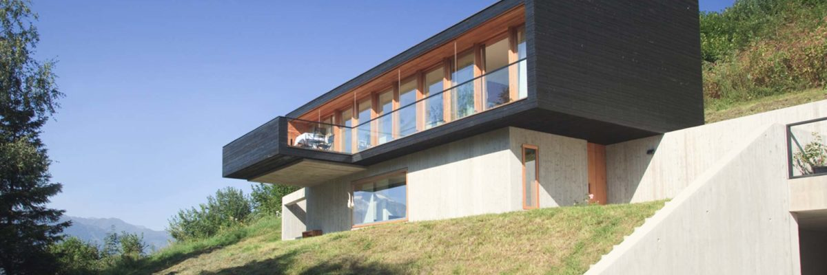 sustainibility architecture, balcony with