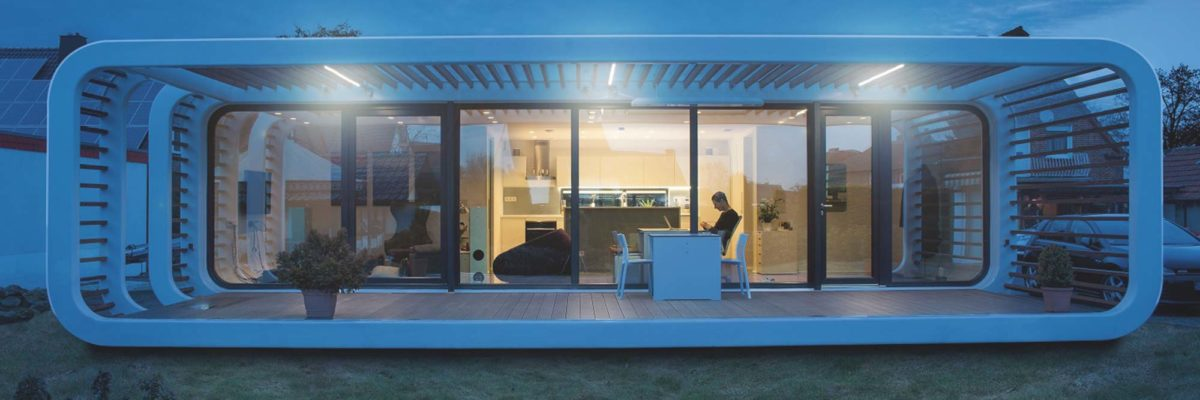 mobile house, coodo