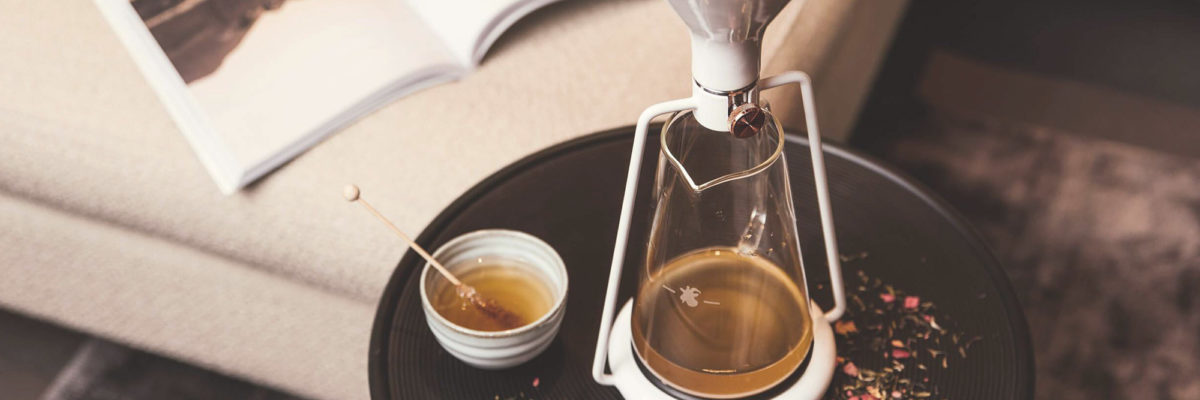 Gina is a latest Gadget which is good for tee and coffee lovers.