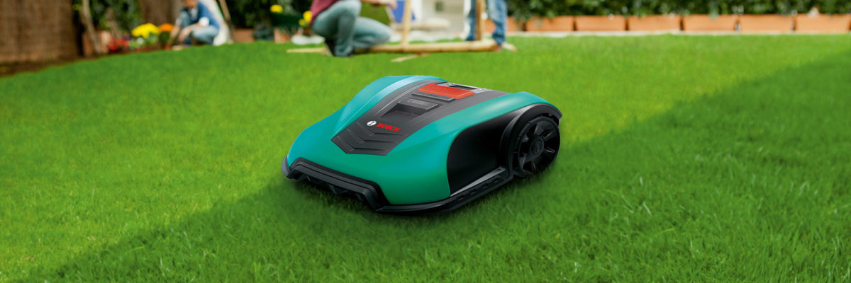 Robotic Lawnmowers are a good robotic lawnmowers.