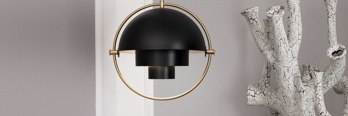 Lamps are an example for Classic design revival.