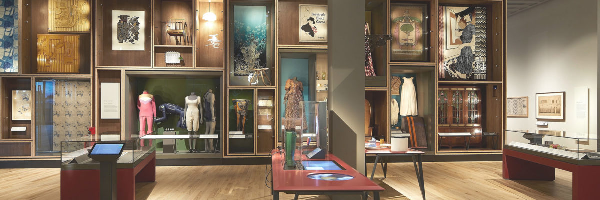 look inside a scottish art and fashion museum