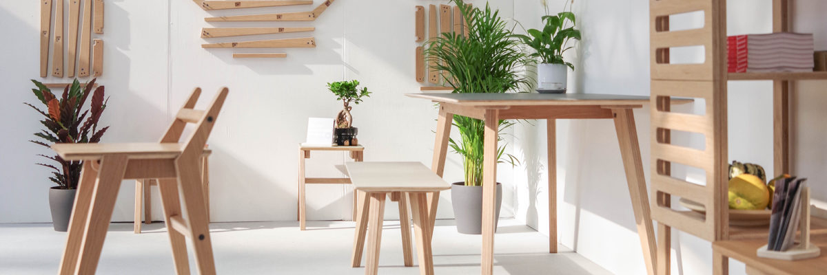 Sustainable furniture is one of the biggest topics of the London Design Festival 2019.