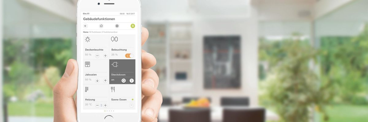 ifttt control panel for smart home