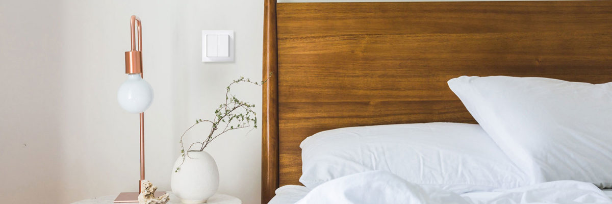 "Gira E2 design classic ""Friends of Hue"" smart switch"