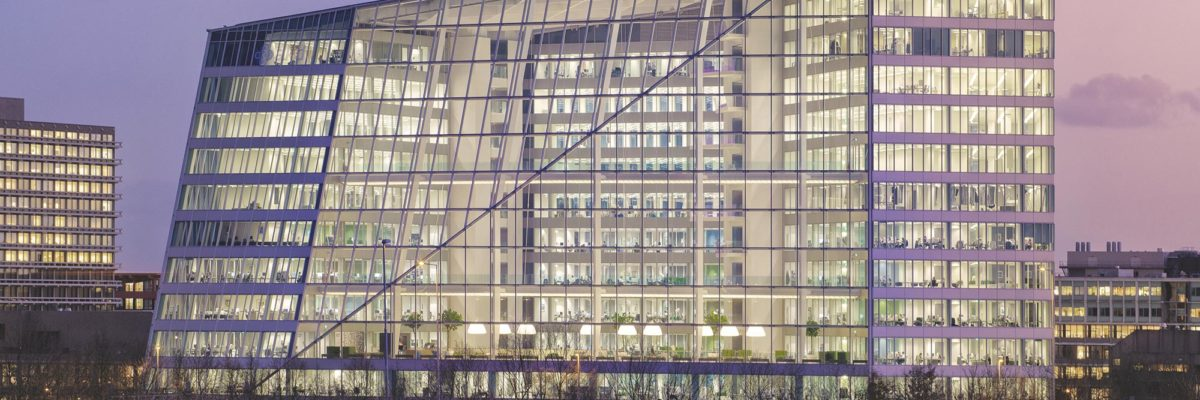 The Edge Office Amsterdam