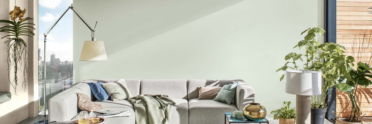 Colour of the Year 2020, Dulux, living room