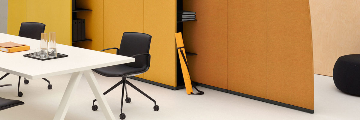 Home office room dividers