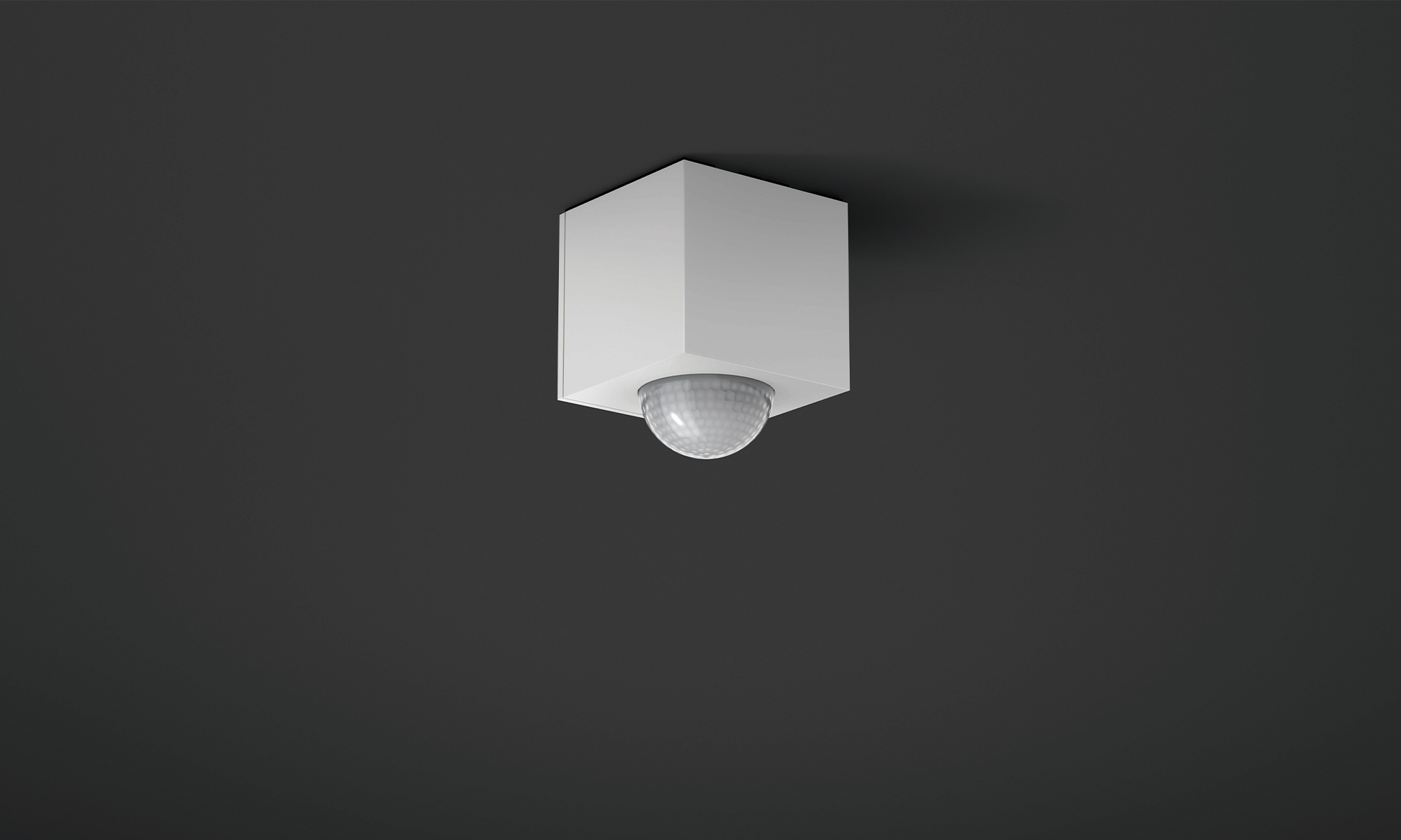 Gira motion detector Cube for garden lights