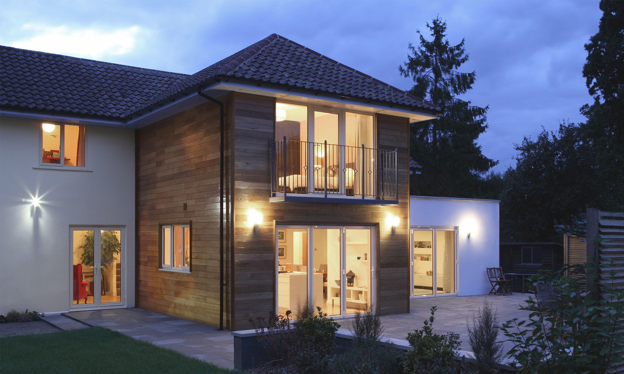 Outdoor lighting ideas to make your house safer and more stunning.