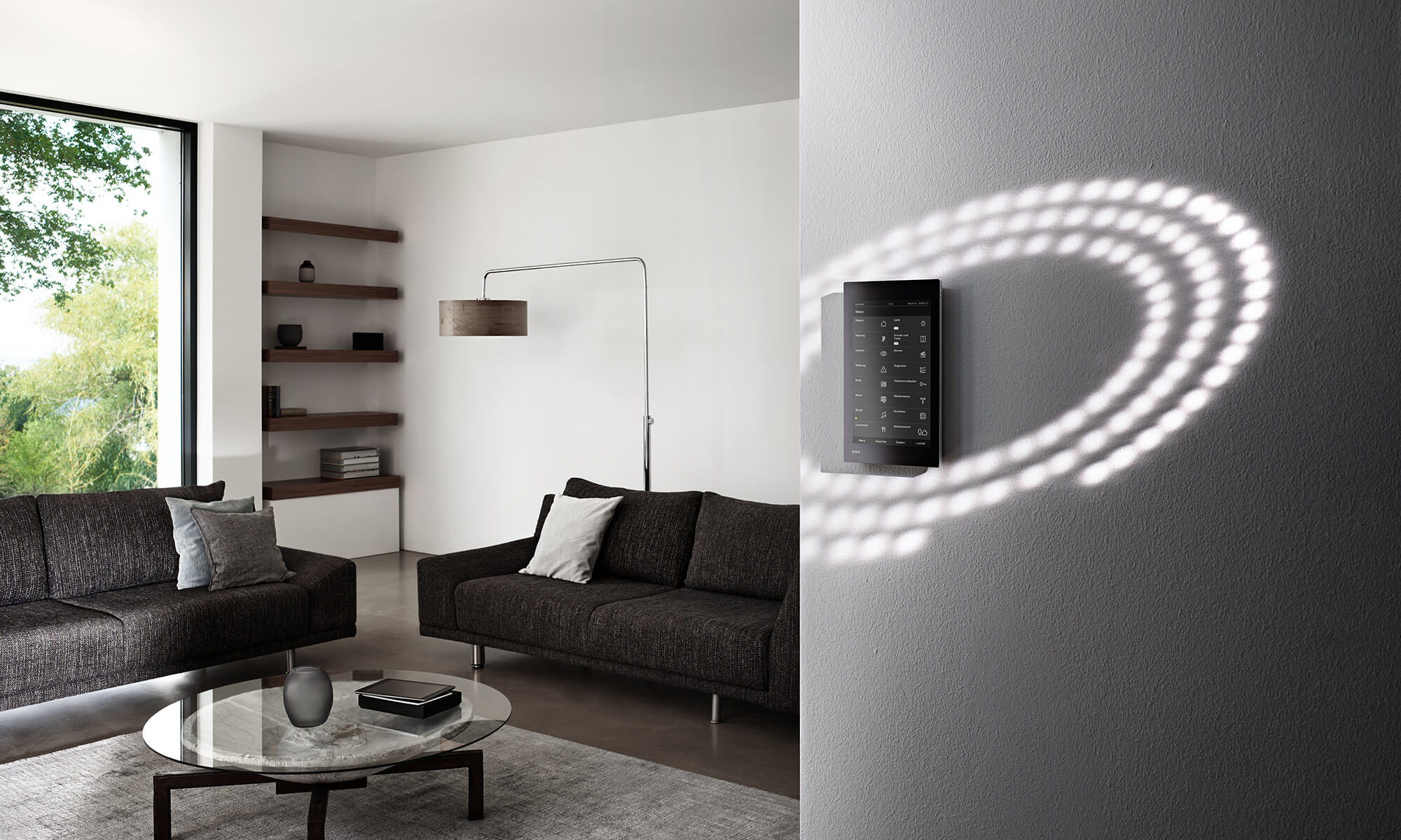 Control your Smart Home with Gira G1