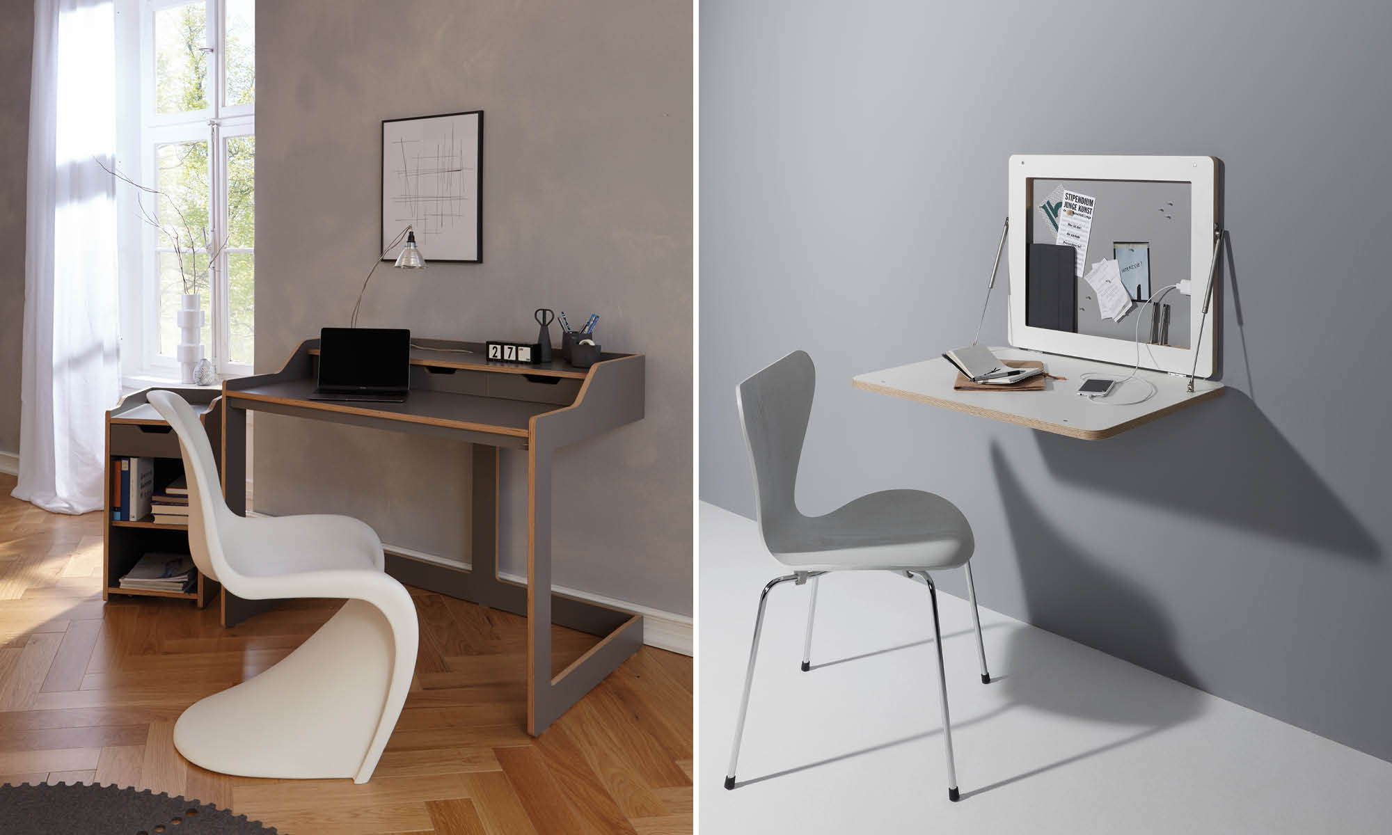 Multifunctional furniture for the home office